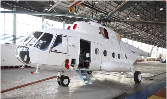 Mi171E helicopters for sale BRAND NEW for immediate delivery